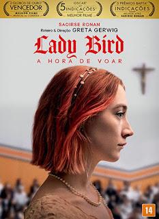 Lady Bird: A Hora de Voar - BDRip Dual Áudio
