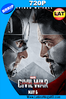 Capitán América: Civil War (2016) Latino HD 720p - 2016