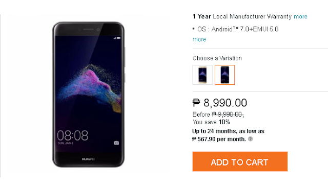 huawei gr3 2017 available now at lazada ph