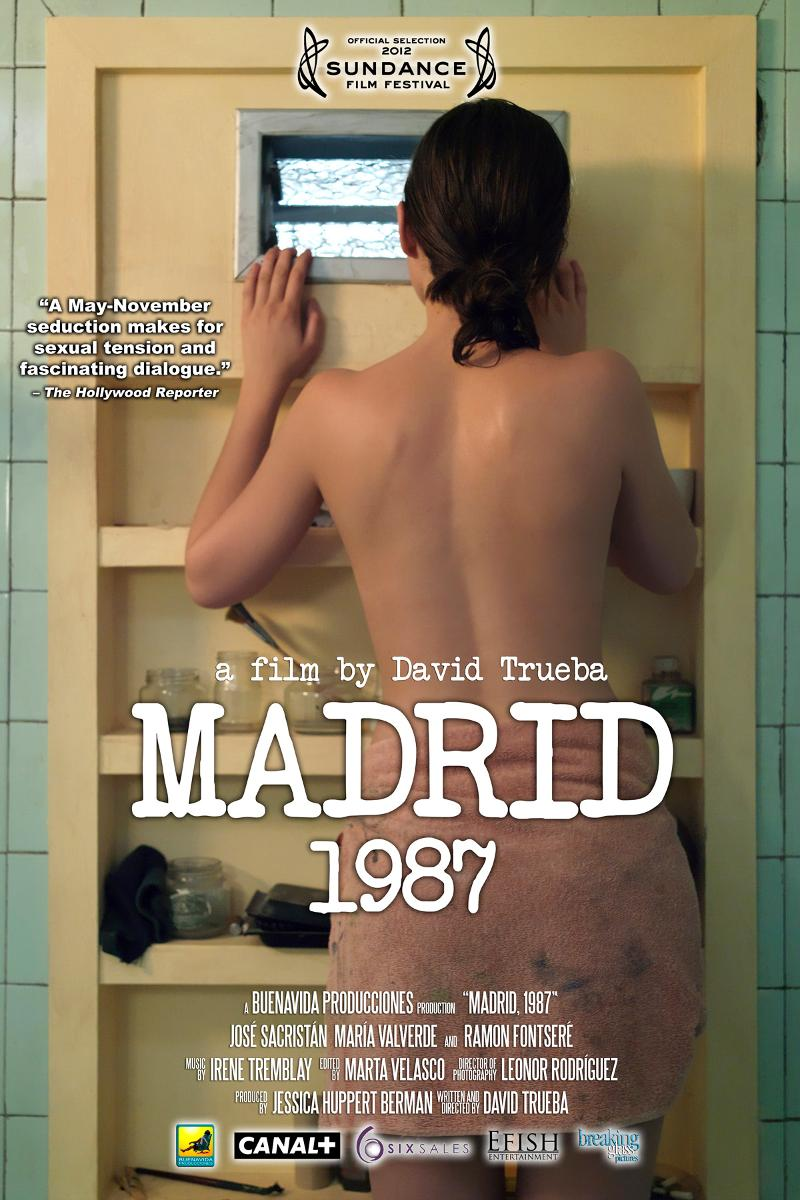 Isabel Garcia Lorca Nude hispanic new york: film: spanish cinema