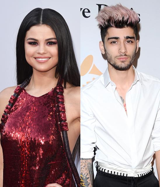 Selena Gomez elogia la música de Zayn
