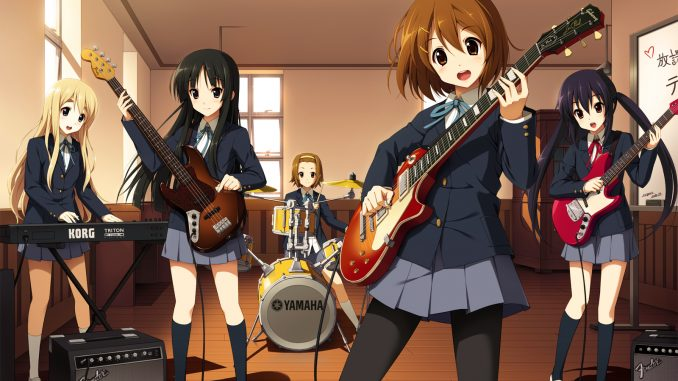 K-On! BD Episode 01-13 + OVA BATCH Subtitle Indonesia