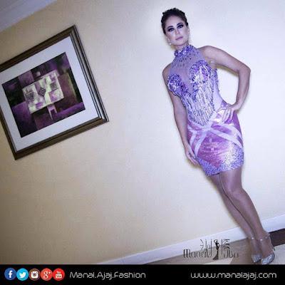 ديمة قندلفت من حفل الموريكس دور 2016 في لبنان