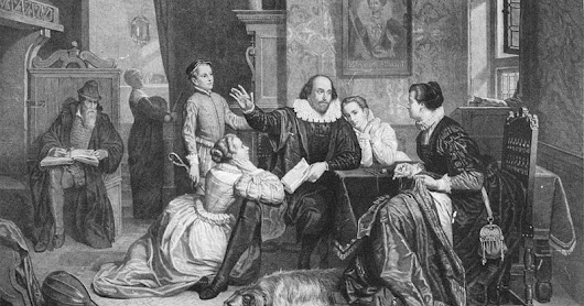 Shakespeare's Son Buried 420 Years Ago Today