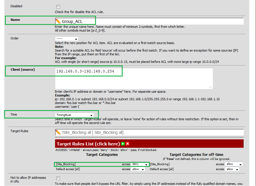 417 Error in Squid   PFSense Solutions