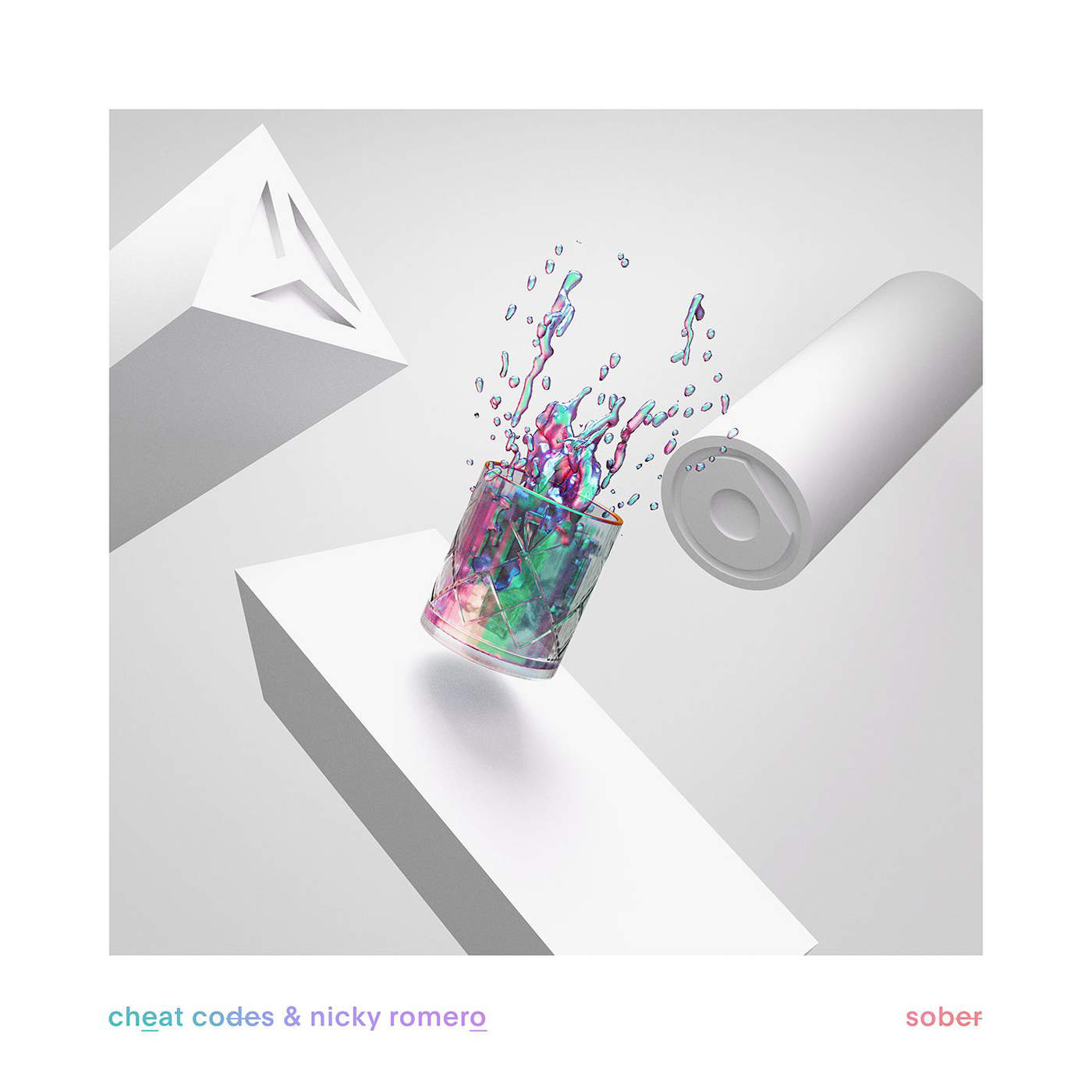 <b>Cheat Codes</b> &amp; Nicky Romero – <b>Sober</b> – Single [iTunes Plus AAC M4A ...