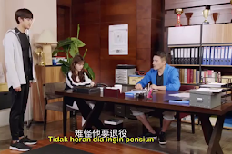 Sinopsis Mr Swimmer Episode 20 PART 1