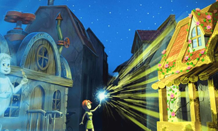 تحميل لعبة ghost town adventures برابط مباشر وحجم صغير