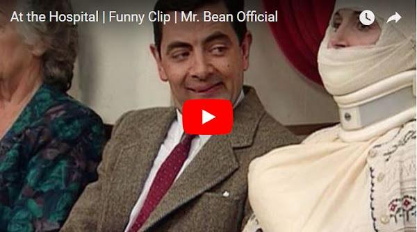 Mister Bean en el hospital