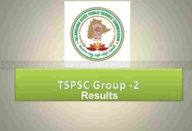 TSPSC Group 2 Results