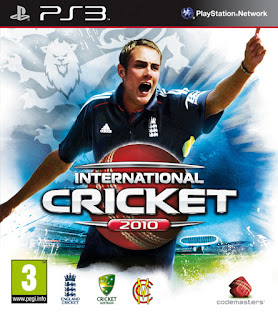 international cricket 2010 pc game