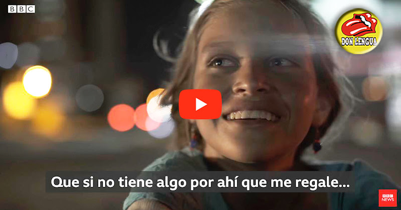 Niños de la calle son mostrados al mundo en este documental de la BBC