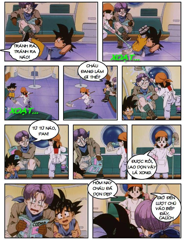 Dragon Ball GT chap 6 - Trang 7