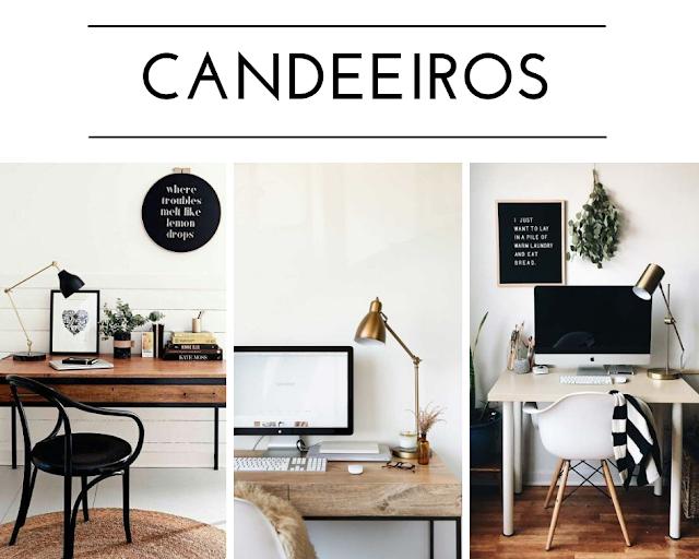 Onde comprar os melhores produtos para decorar o home office?