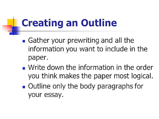 paper rater  no matter what method of outlining works best for you there s no denying that making a detailed outline before you begin writing is the best way to present