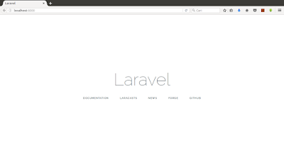 Project Laravel