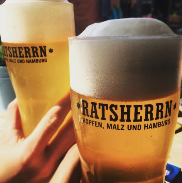 Ratsherrn Brauerei: Cervejaria da nova escola alemã chega no Brasil