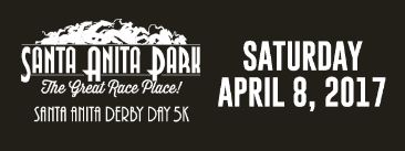 Traffic Information for Santa Anita Derby Day 5K