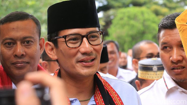 Sandiaga: PR Buat Jakarta Terus Genjot Agar Makin Toleran