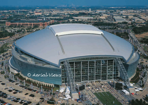 Real Man Best Stadiums In The Nfl
