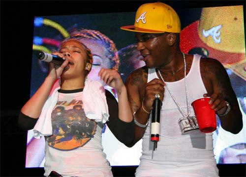 young jeezy and keyshia cole relationship problems