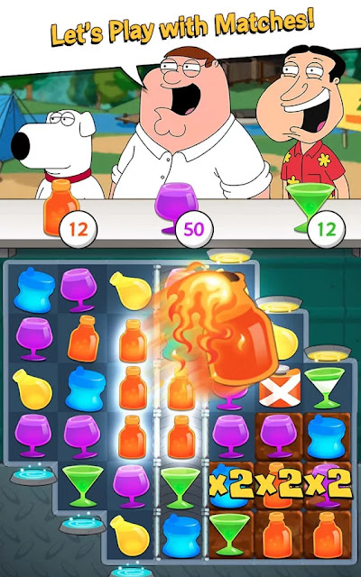 Family Guy Freakin  MOD APK unlimited money
