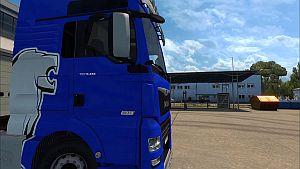 MAN TGX Euro 6 V 2.0 Truck
