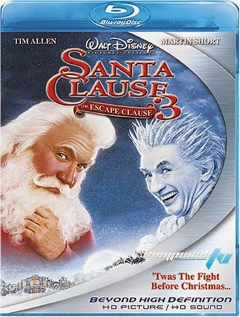 Santa Claus 3 Por una Navidad sin frío (2006) HD 1080p Latino