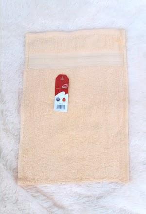 Handuk Mini Lembut Warnah Cream
