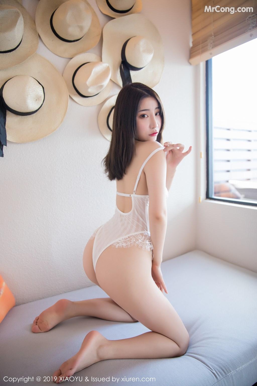 Image XiaoYu-Vol.147-Cherry-MrCong.com-004 in post XiaoYu Vol.147: 绯月樱-Cherry (66 ảnh)