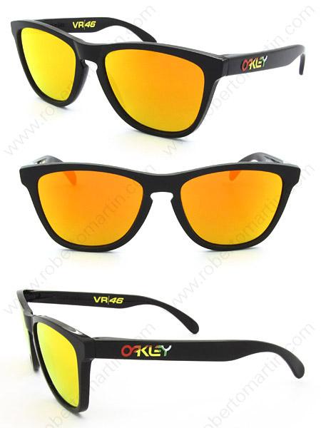 Oakley Frogskins Vr46