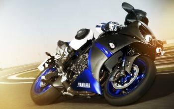 Wallpaper: Yamaha YZF-R1 2014