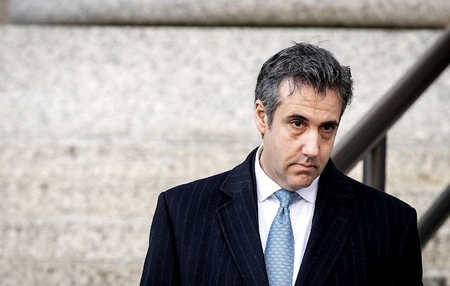 Larry Elder: Michael Cohen Is Today's Web Hubbell