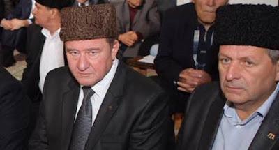 Із російських в'язниць звільнено лідерів Меджлісу Умерова та Чийгоза