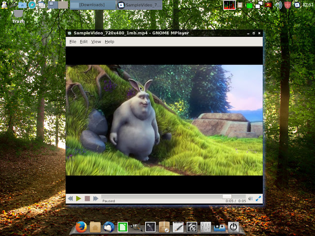 GNOME MPlayer