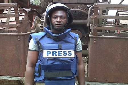 Channels TV Journalist, Akogwu, Who was Murdered by Boko Haram in 2012, 'Resurfaces' in Holland