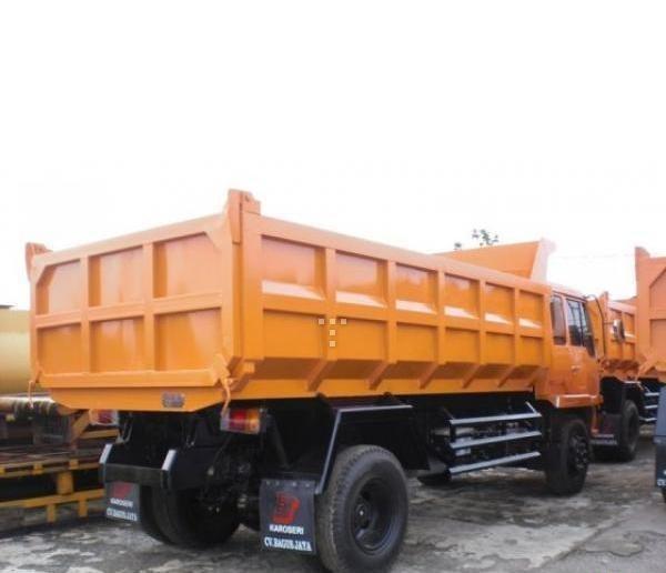 kredit mobil fuso dump truck 2020, kredit dp ringan fuso dump 2020