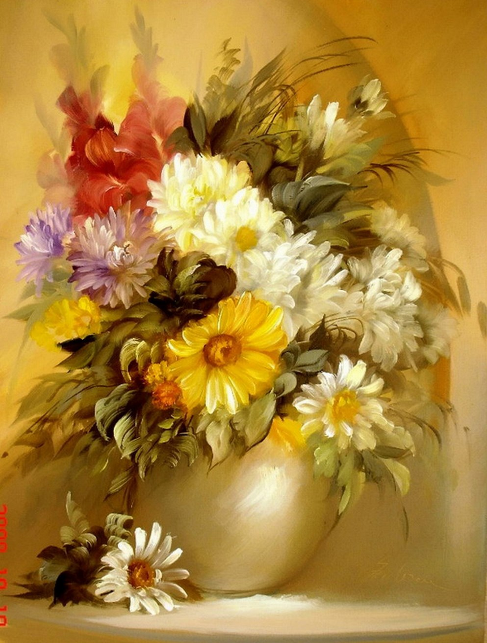Cuadros modernos pinturas y dibujos ver cuadros con flores - Ver cuadros modernos ...