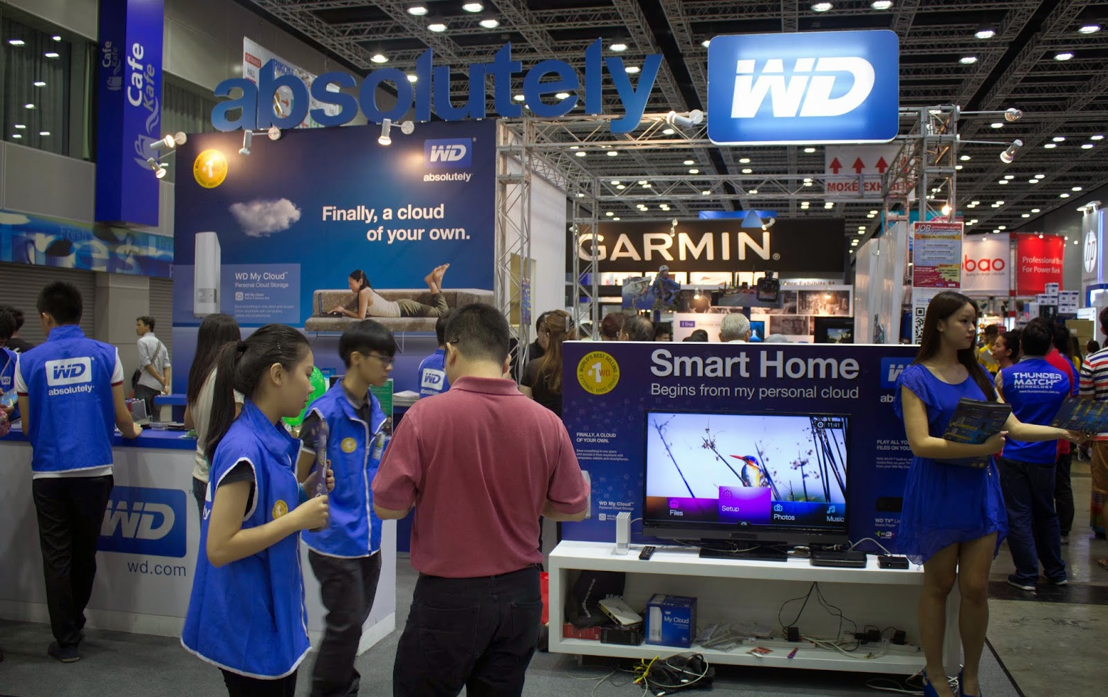 Coverage of PIKOM PC Fair 2014 @ Kuala Lumpur Convention Center 300