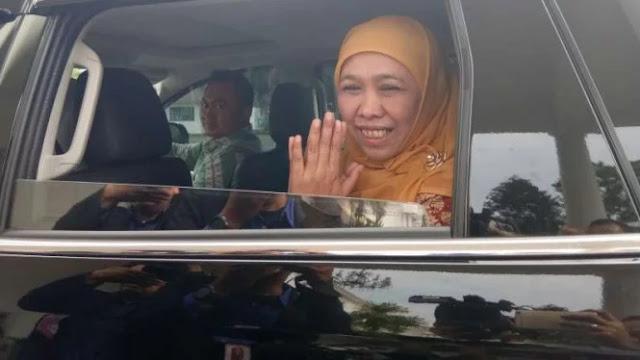 Khofifah: Pak Jokowi Akan Menang Signifikan di Jatim