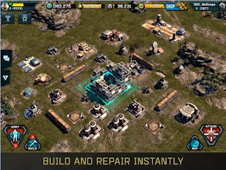 Games War Commander: Rogue Assault Apk