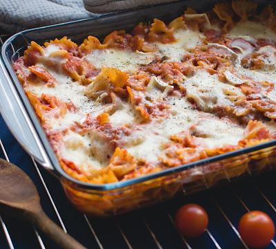 Chicken and Pasta Bake recipe rv recipes