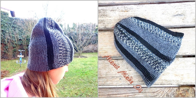 Strickhaube - Knitted Hat