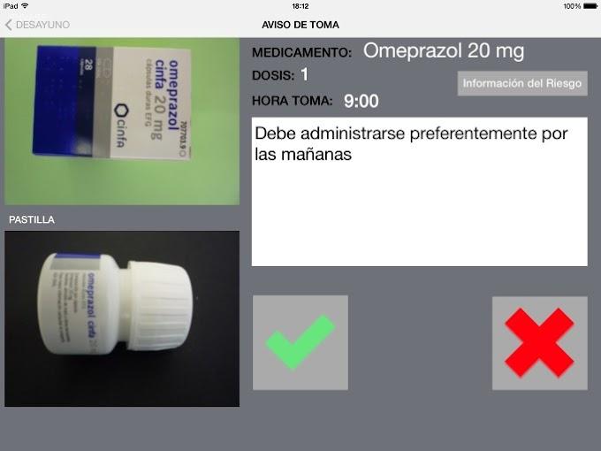 Aplicaciones móviles para la gestión de la medicación