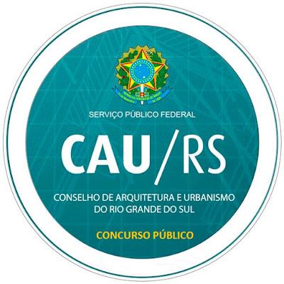 CAU-RS abre inscrições para concurso público