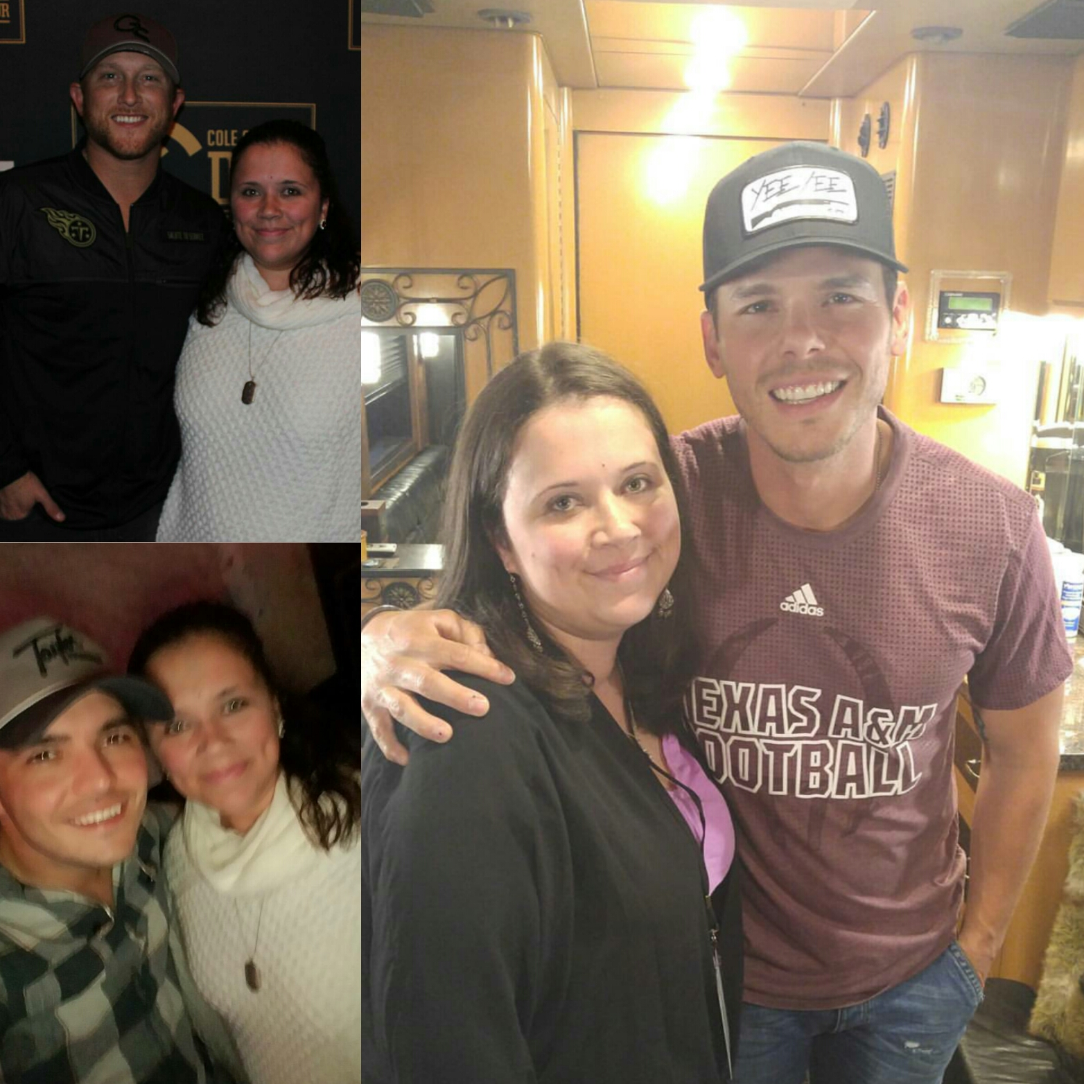 An ear for music 2016 meet greets with cole swindell granger smith and cole taylor m4hsunfo