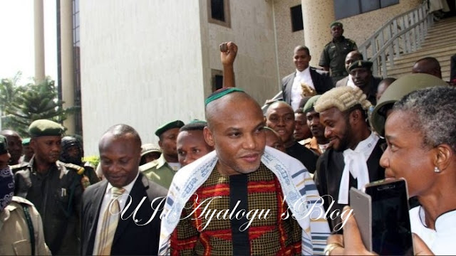 Court issues order on Nnamdi Kanu