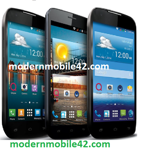 qmobile x70 v2 flash file
