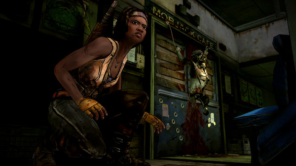 The Walking Dead Michonne Episode 2 PC Game