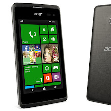 Acer Liquid M220,  Debut Windows Phone Terjangkau Dari Acer